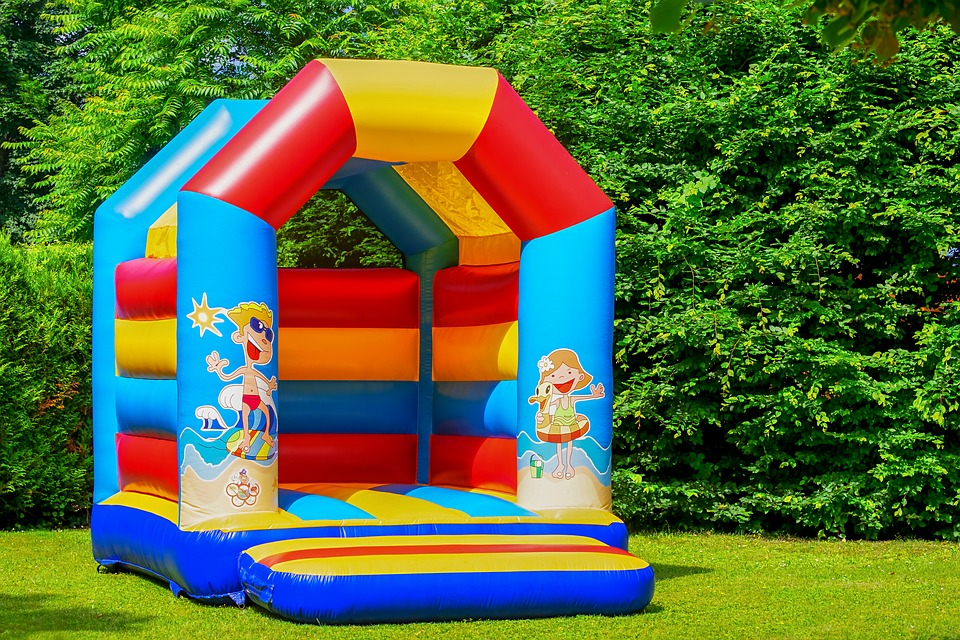 Bouncy Castle: A Business For One And All