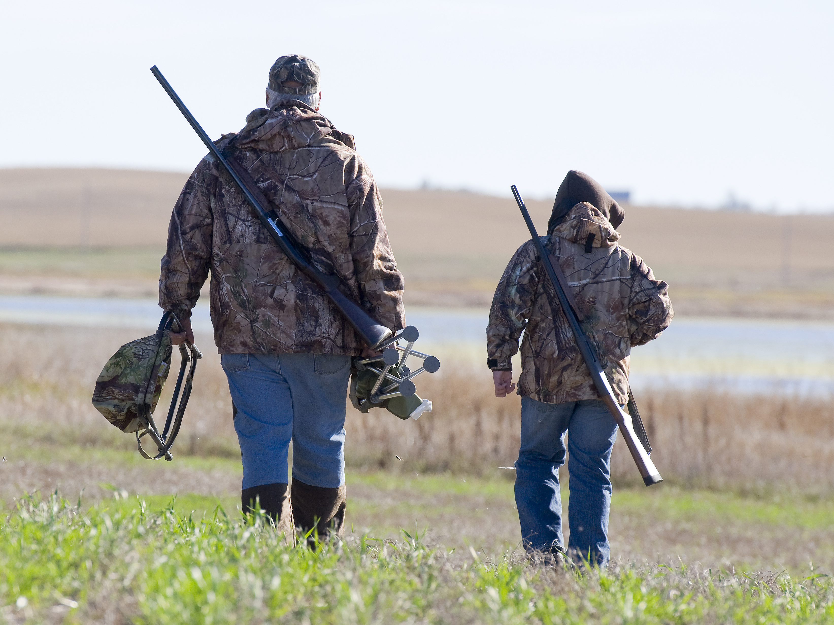 Tips for Taking a Kid Hunting