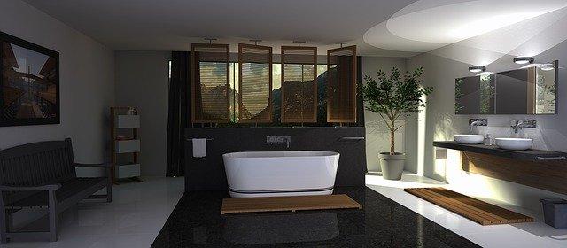 Feng Shui Bathroom Colors
