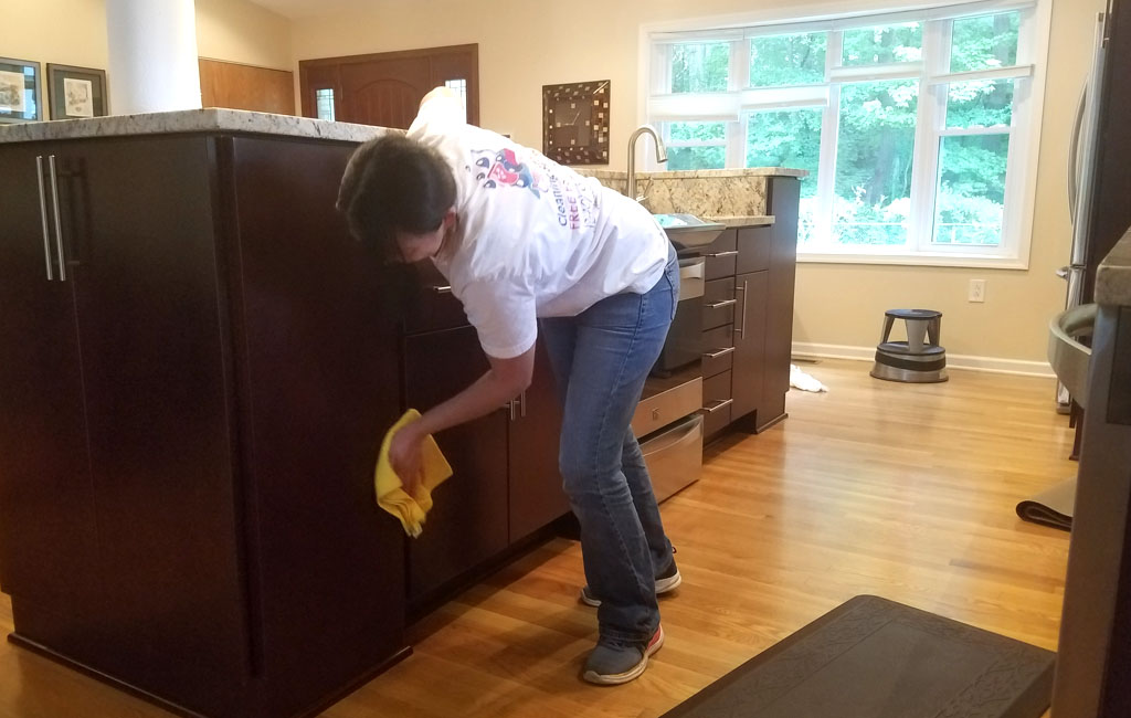 How to Get Your Family Involved in House Cleaning
