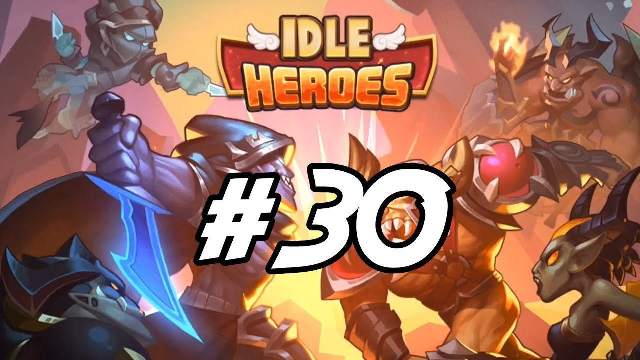 Idle Heroes- Gems of a Lifetime