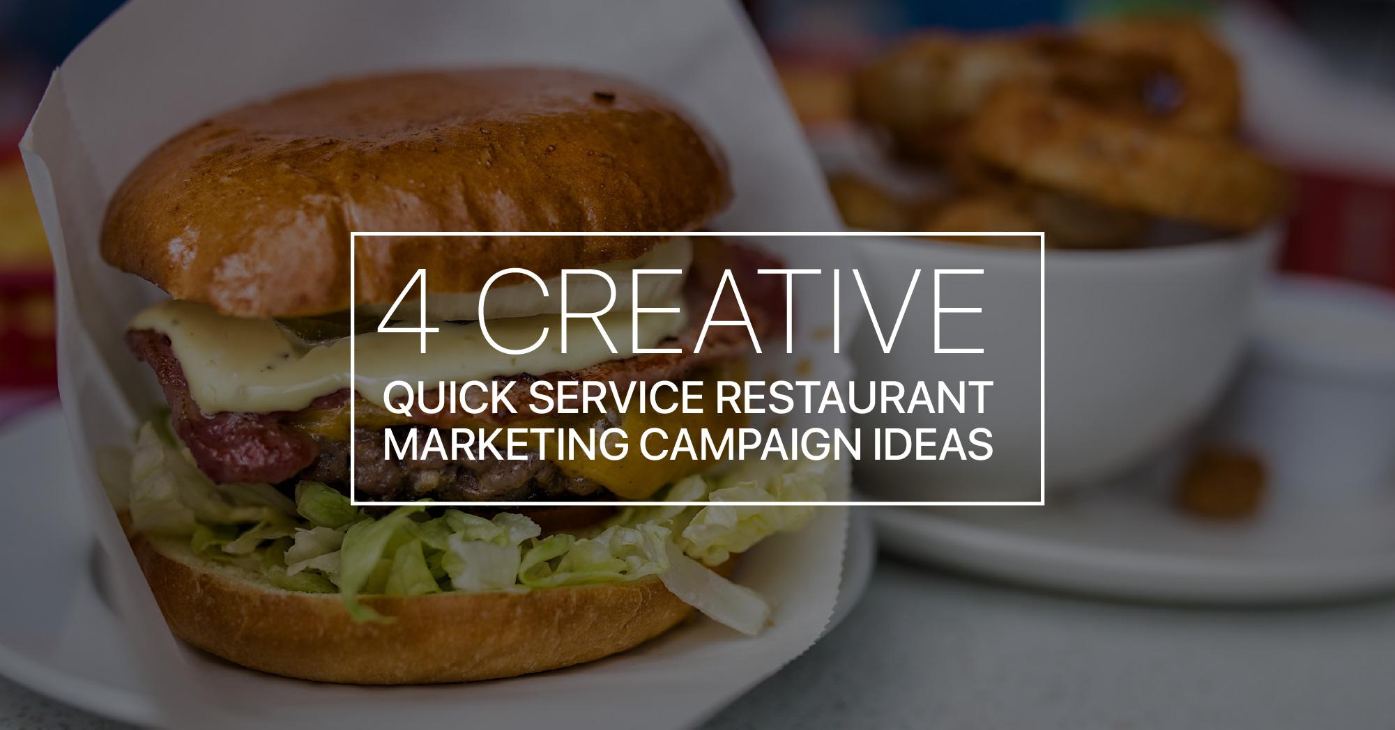 Social Media Restaurant Marketing Campaign