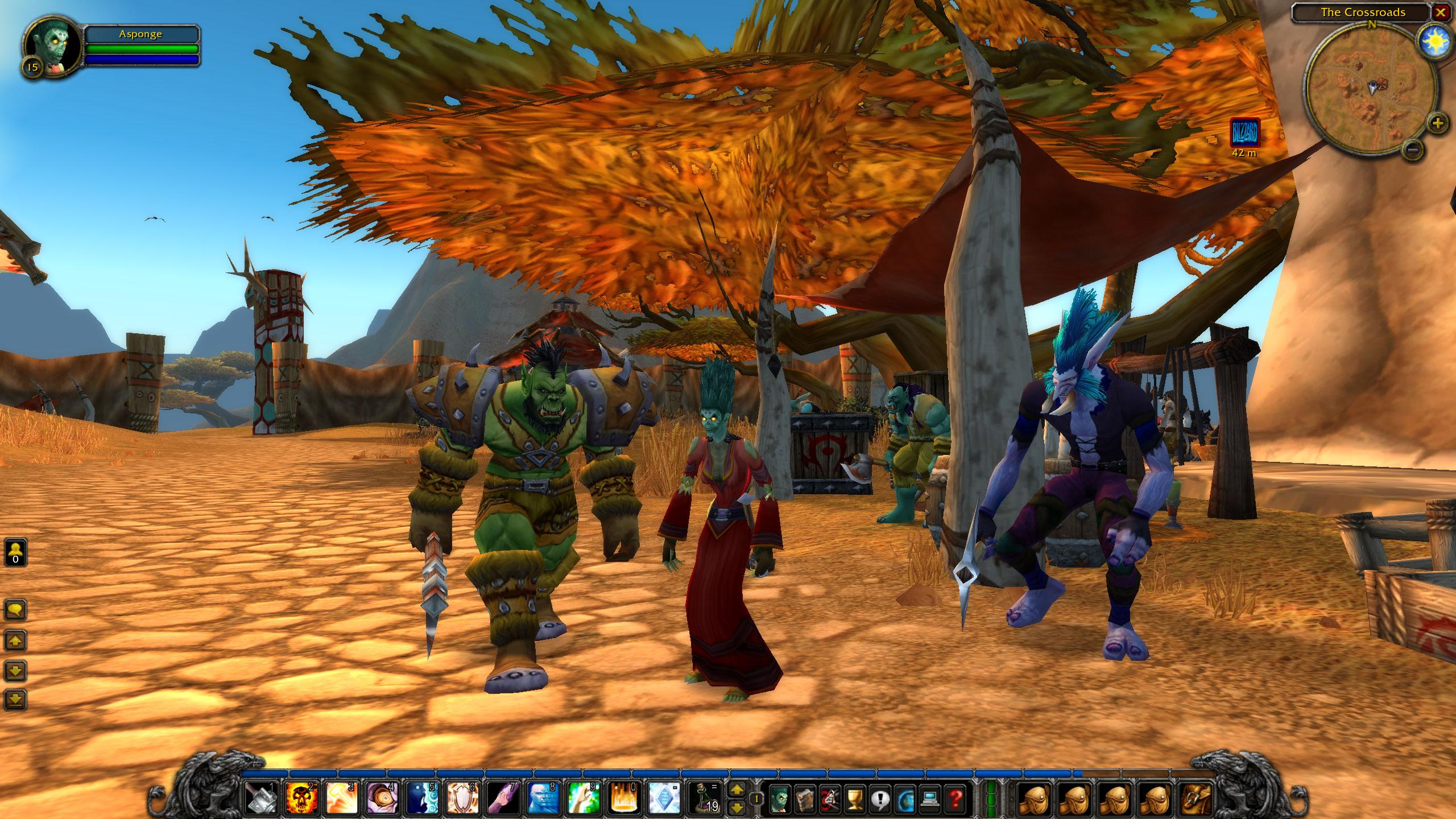 Leveling Tips For World of Warcraft Burning Crusade Classic